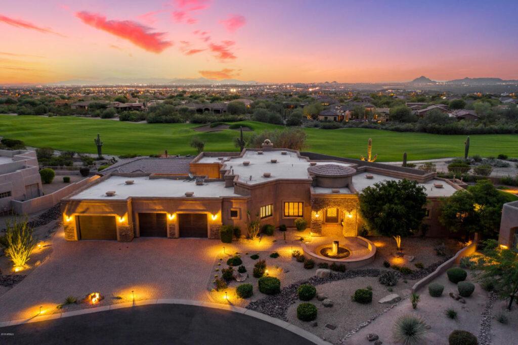 Upscale home in Mesa