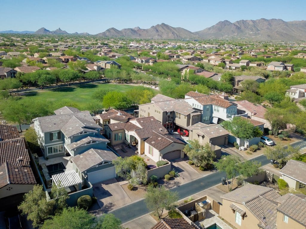 Neighborhood in Phoenix