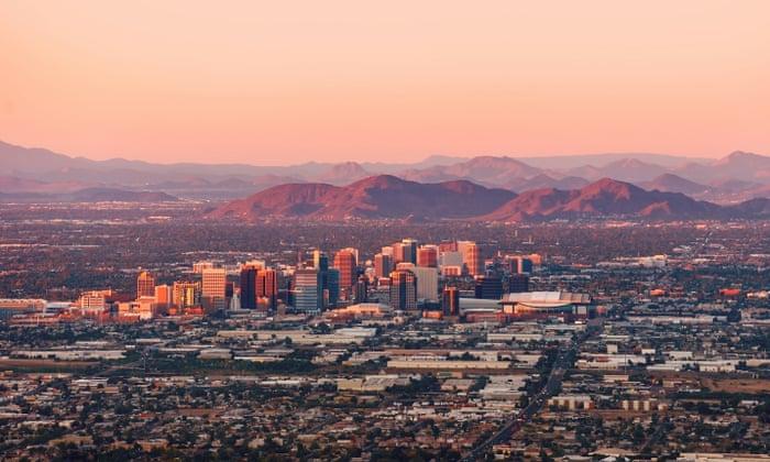 Phoenix Arizona view