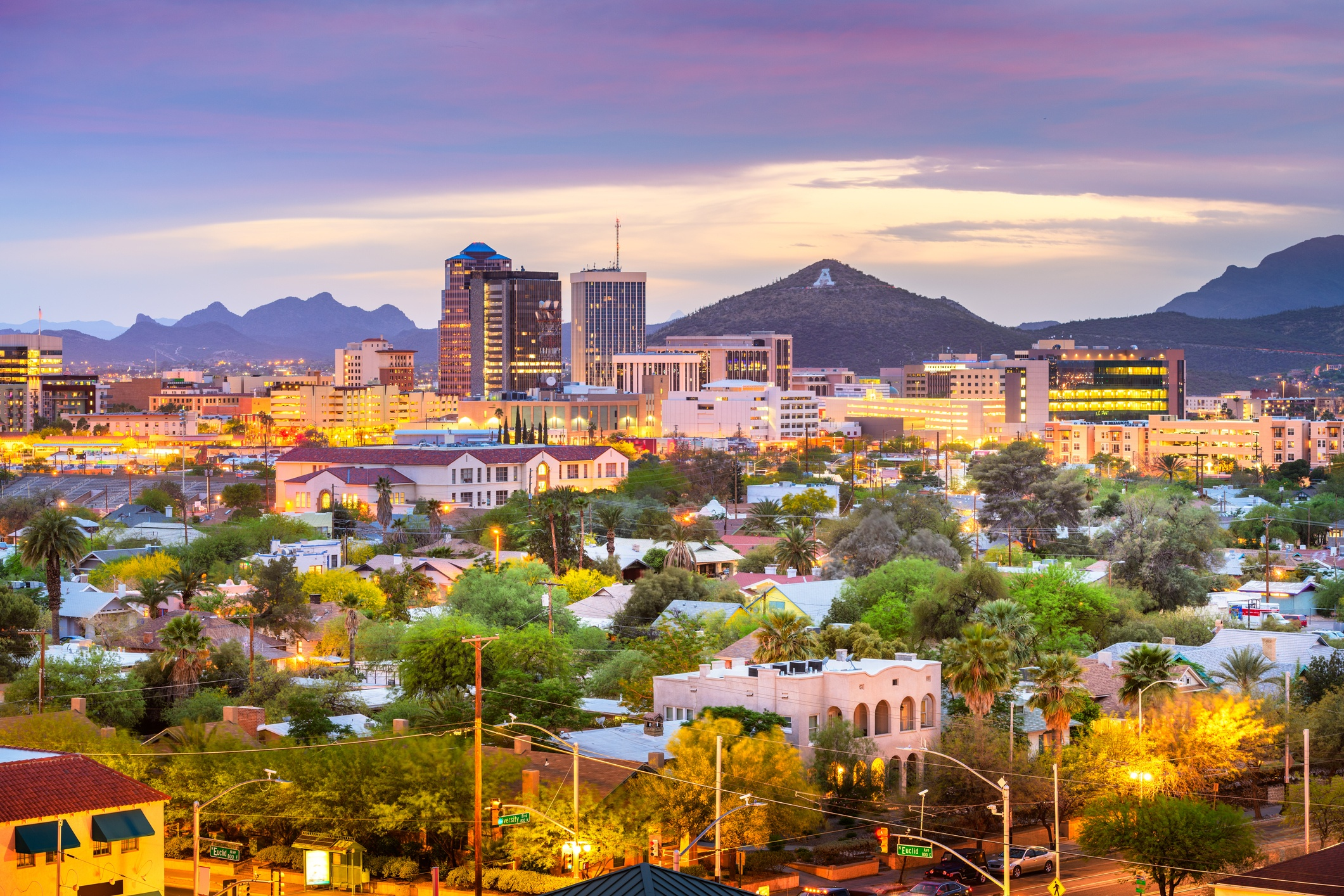 Homes in Tucson AZ