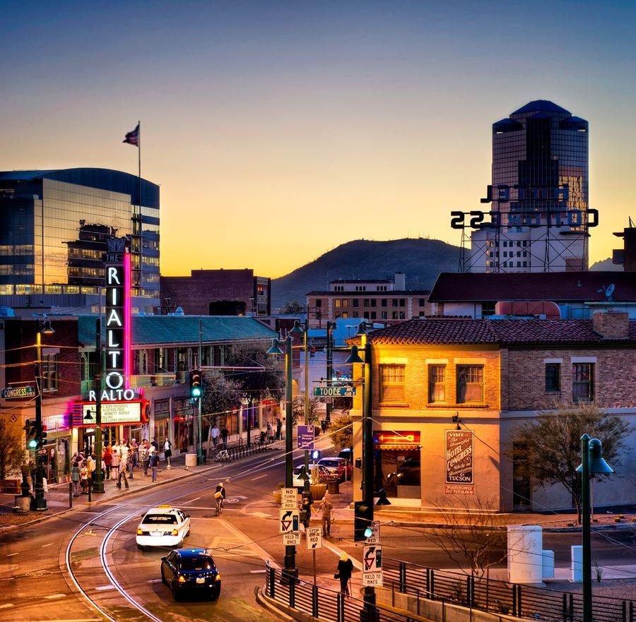 Tucson metro area